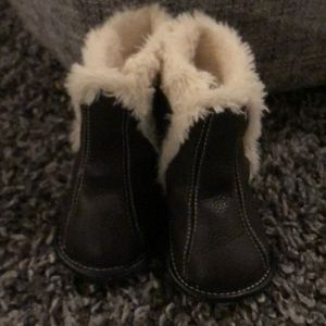 Jack and Lily lined booties. Great condition!